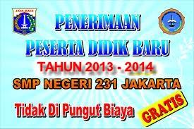 ppdb 2013 gratis